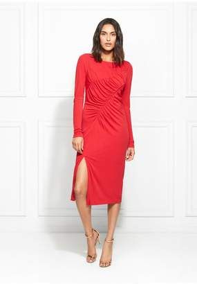 Rachel Zoe Fabiana Stretch Jersey Midi Dress