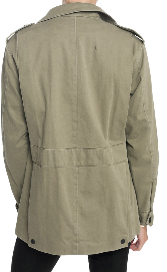 Rag and Bone RAG & BONE Carrier Jacket - Olive