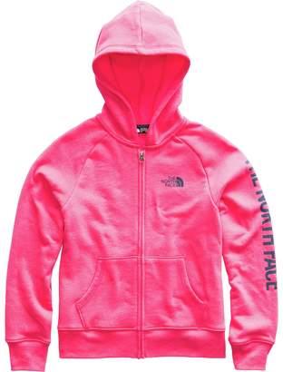 The North Face Logowear Full-Zip Hoodie - Girls'