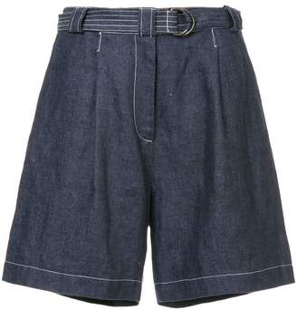Lee Mathews Tyler denim shorts