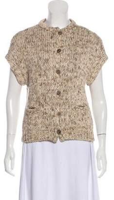 Brunello Cucinelli Cable Knit Vest