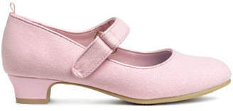 H&M Glittery dressing up shoes - Pink