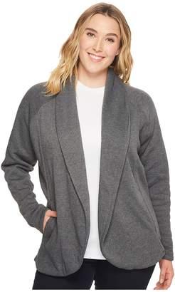 Columbia Plus Size Week to Weekend Wrap Women's Sweater