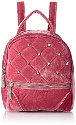 Sam Edelman Jordyn Convertible Quilted Backpack with Studded Stars -