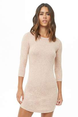 Forever 21 Marled Bodycon Dress