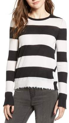 Zadig & Voltaire Source Stripe Cashmere Sweater