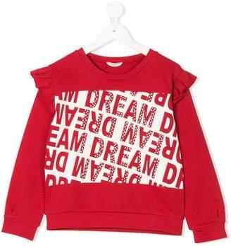Liu Jo Kids Rebel Chic sweatshirt