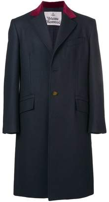 Vivienne Westwood classic single-breasted coat