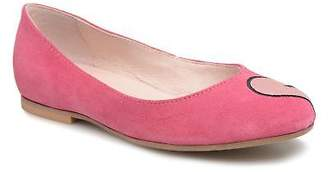 Mellow Yellow Kids's Mndreccy Rounded toe Ballet Pumps in Pink