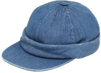 Handmade Washed Denim Sailor Hat