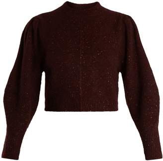 Isabel Marant Elaya crew-neck knit sweater