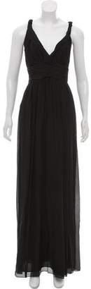 Rachel Zoe Bellamy Silk Maxi Dress w/ Tags