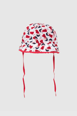 Catimini Printed Percale Hat
