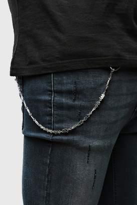 boohoo Make Money Jeans Chain