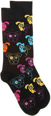 Hot Sox Dogs Crew Socks - Men's
