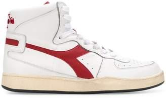 Diadora high top sneakers