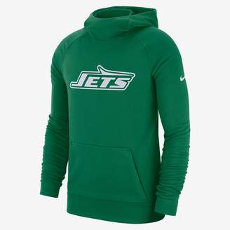 Nike Dri-FIT (NFL Jets) Men's Pullover Hoodie