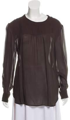 Etoile Isabel Marant Long Sleeve Blouse