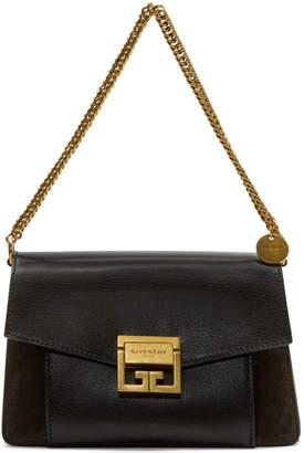 Givenchy Black and Grey Small GV3 Bag