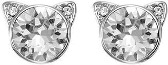 Karl Lagerfeld Paris Choupette Stud Earrings