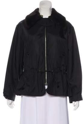 Sonia Rykiel Lightweight Zip-Up Jacket