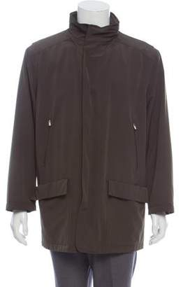 Giorgio Armani Woven Light Weight Jacket