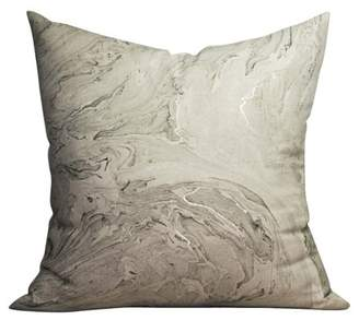 A&B Home Natural Marble Decorative Pillow