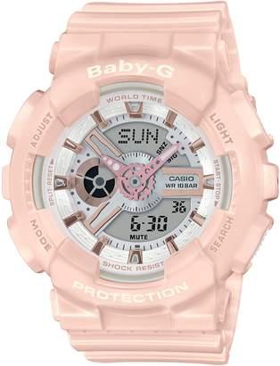G-Shock BABY-G Baby-G Ana-Digi Watch, 46mm x 43mm