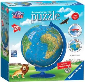 Ravensburger Children`s World Globe 180 Piece 3D Puzzle