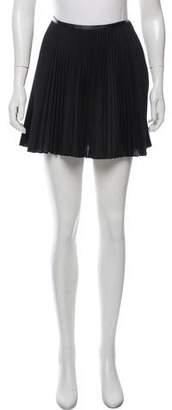 Ohne Titel Pleated Mini Skirt w/ Tags