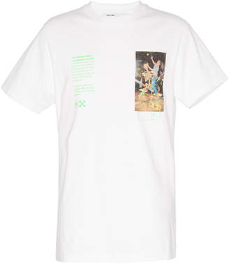 82ff736c Off-White Off White C/O Virgil Abloh Pascal Painting T-Shirt