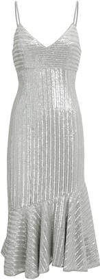 Saylor Peggie Sequin Dress