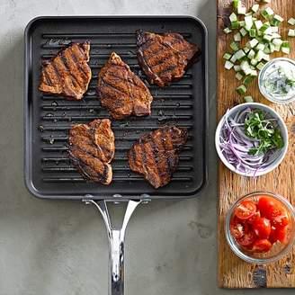 Calphalon Elite Nonstick Square Grill Pan