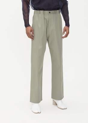 Maison Margiela Straight Leg Trouser