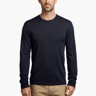 James Perse COTTON CREW NECK SWEATER