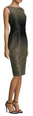 Lafayette 148 New York Paulette Belt Dress