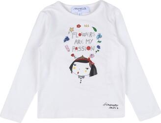 Simonetta Mini T-shirts - Item 12032765DO