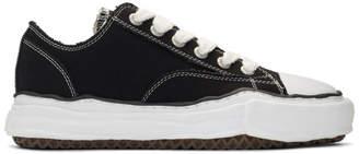Miharayasuhiro Black Original Sole Sneakers