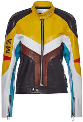 Marques Almeida Marques' Almeida Leather Jacket