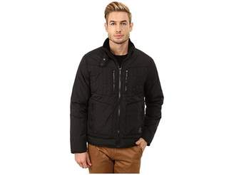 Kenneth Cole Reaction Polyfill Rider's Jacket Men's Coat
