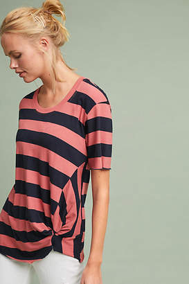Stateside Knotted Stripe Top