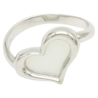 Piaget Coeur Silver White gold Ring