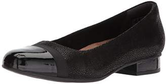 Clarks Women's Keesha Rosa Pump,5 Medium US