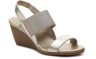 Bandolino Abbott Wedge Sandal - Women's