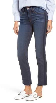 Halogen Ribbon Stripe Slim Jeans