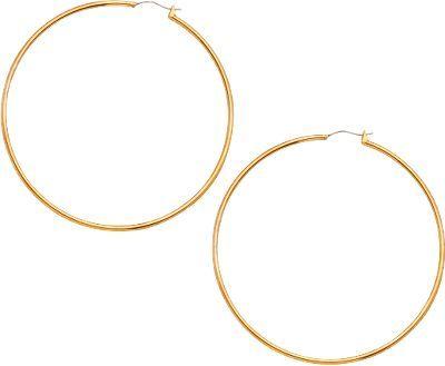 Mikey Hoop Earrings