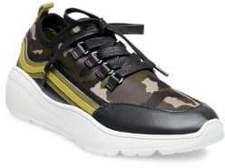 Steve Madden Cavo Camo-Print Sneakers