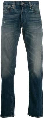 Ralph Lauren low rise slim-fit jeans