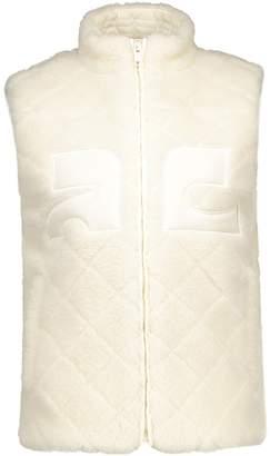 Courreges Wool-blend jacket