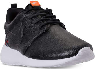 the best attitude 0db18 31c84 ... Nike Women s Roshe One Premium Just Do It Casual Sneakers from Finish  Line